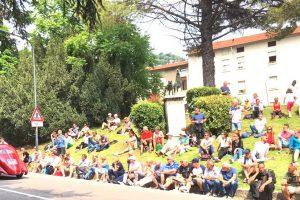 fiat 508 berlinetta 1000 miglia aerodinamica www.cristianoluzzago.it brescia italy 37