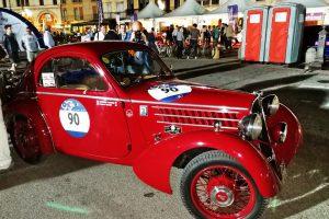 fiat 508 berlinetta 1000 miglia aerodinamica www.cristianoluzzago.it brescia italy 42padova