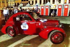 fiat 508 berlinetta 1000 miglia aerodinamica www.cristianoluzzago.it brescia italy 43padova