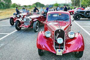 fiat 508 berlinetta 1000 miglia aerodinamica www.cristianoluzzago.it brescia italy 50 roma