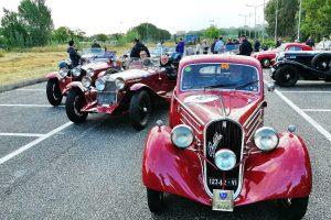 fiat 508 berlinetta 1000 miglia aerodinamica www.cristianoluzzago.it brescia italy 51roma