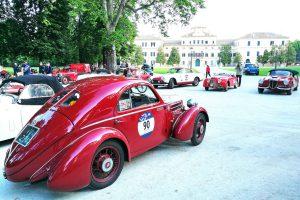 fiat 508 berlinetta 1000 miglia aerodinamica www.cristianoluzzago.it brescia italy 57parma