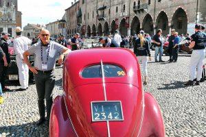 fiat 508 berlinetta 1000 miglia aerodinamica www.cristianoluzzago.it brescia italy 61 mantova