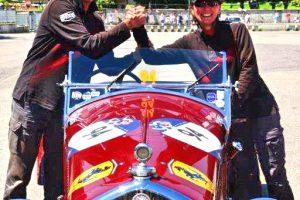 fiat 508 berlinetta 1000 miglia aerodinamica www.cristianoluzzago.it brescia italy 69 rovato