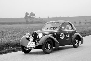 fiat 508 berlinetta mm - memorial morandi 2013 www.cristiano luzzago.it 01