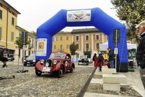 fiat 508 berlinetta mm - memorial morandi 2013 www.cristiano luzzago.it 02