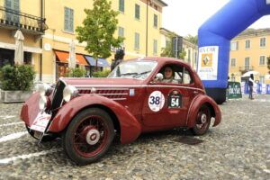 fiat 508 berlinetta mm - memorial morandi 2013 www.cristiano luzzago.it 04