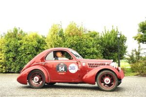 fiat 508 berlinetta mm - memorial morandi 2013 www.cristiano luzzago.it 10