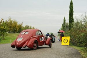 fiat 508 berlinetta mm - memorial morandi 2013 www.cristiano luzzago.it 11