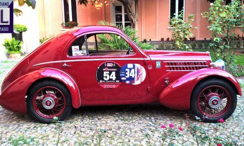 fiat 508 cs berlinetta www.cristianoluzzago.it brescia italy 12