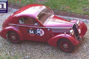 fiat 508 cs berlinetta www.cristianoluzzago.it brescia italy 21