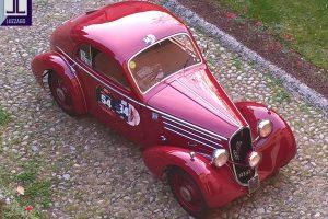 fiat 508 cs berlinetta www.cristianoluzzago.it brescia italy 22