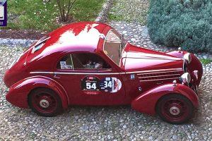 fiat 508 cs berlinetta www.cristianoluzzago.it brescia italy 27