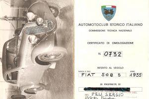 fiat 508 cs berlinetta www.cristianoluzzago.it brescia italy 28
