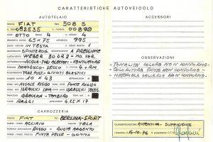 fiat 508 cs berlinetta www.cristianoluzzago.it brescia italy 29