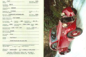 fiat 508 cs berlinetta www.cristianoluzzago.it brescia italy 31