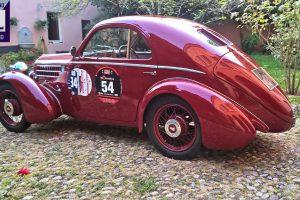 fiat 508 cs berlinetta www.cristianoluzzago.it brescia italy 8