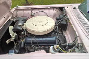 ford thunderbird 1959 www.cristianoluzzago.it bresciaitaly 52