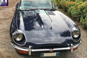jaguar e type 4200 s2 roadster www.cristianoluzzago brescia italy 1