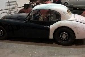 jaguar xk 120 restauro 20
