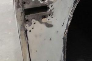 jaguar xk 120 restauro 38