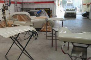jaguar xk 120 restauro 47