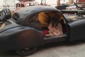jaguar xk 120 restauro 53