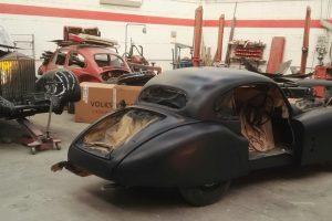 jaguar xk 120 restauro 54