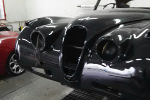 jaguar xk 120 restauro 57