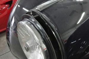 jaguar xk 120 restauro 58