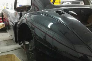 jaguar xk 120 restauro 61