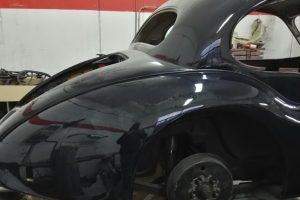 jaguar xk 120 restauro 65