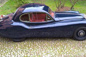 jaguar xk 140 fhc 1956 7