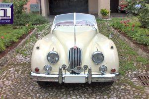 jaguar xk 140 roadster www.cristianoluzzago.it italy 01