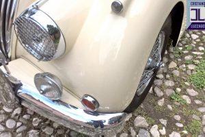 jaguar xk 140 roadster www.cristianoluzzago.it italy 14