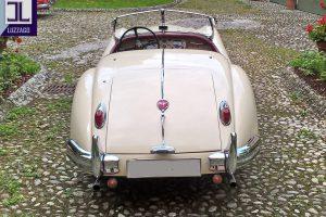 jaguar xk 140 roadster www.cristianoluzzago.it italy 6