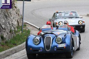 jaguar xk120 roadster www.cristianoluzzago.it 39 328 2454909 4