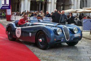 jaguar xk120 roadster www.cristianoluzzago.it 39 328 2454909 6