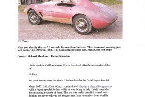 jaguar xk150 swb cozzi special www.cristianoluzzago.it 39-328 2454909 74