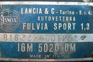 lancia fulvia zagato alluminio 1967 www.cristianoluzzago.it brescia italy 50