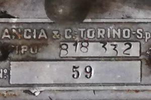 lancia fulvia zagato alluminio 1967 www.cristianoluzzago.it brescia italy 52