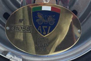 lotus seven s4 1970 www.cristianoluzzago.it brescia italy 39