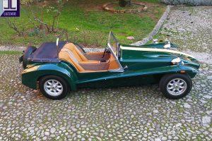 lotus seven s4 1970 www.cristianoluzzago.it brescia italy 9