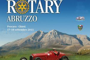 4^ COPPA ROTARY ABRUZZO 17-18 SETTEMBRE 2011 | Cristiano Luzzago consulente auto classiche image 1