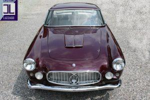 maserati 3500 gt superlegggera 1959 www.cristianoluzzago 1