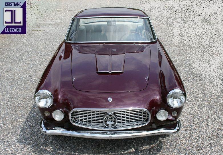 1959 MASERATI 3500 GT TOURING SUPERLEGGERA - Vendita e consulenza auto classiche, storiche, d ...
