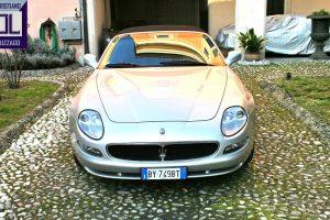 maserati 4200 spider f1 www.cristianoluzzago.it tel 393282454909 1