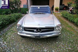 mercedes 280 sl w113 www.cristianoluzzago.it brescia italy 1