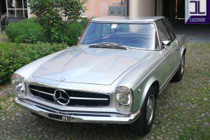 mercedes 280 sl w113 www.cristianoluzzago.it brescia italy 4