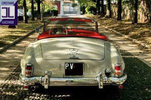mercedes benz 190 sl 1963 www.cristianoluzzago.it brescia italy 4